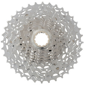 Shimano Deore XT CS-M771 Cassette 10-speed, silver